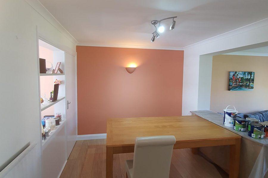 Kitchen & Dining Room Refresh