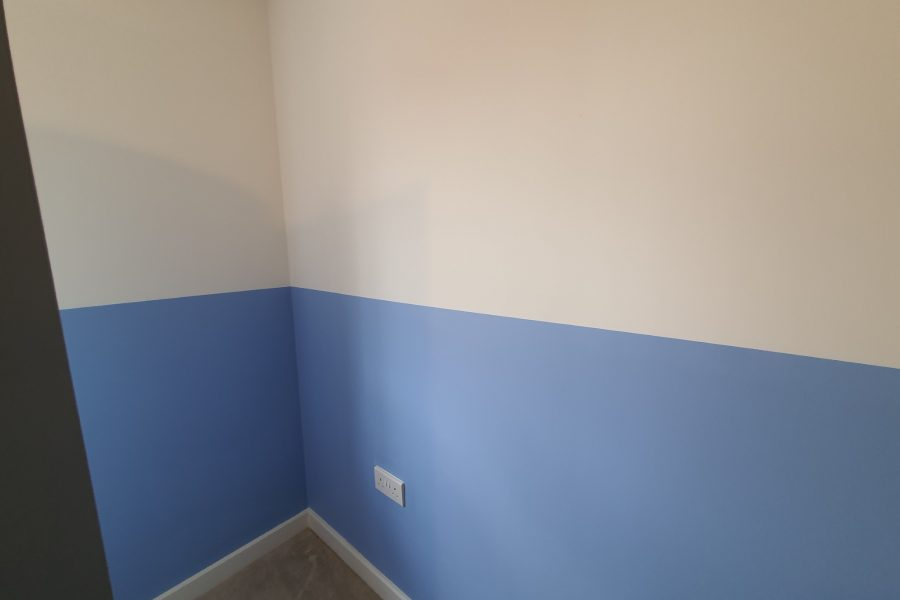 Childrens Rooms – Feature Wall/Half Accent Walls.