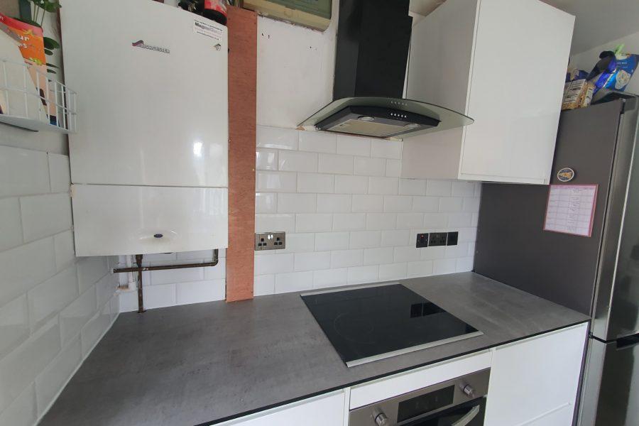 Kitchen Re-Tile